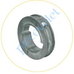 Bague d'Arrêt en Translation pour Axe diamètre 50 mm